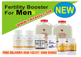 FERTILITY BOOSTER FOR MEN ONLY!!!