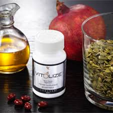 DID YOU KNOW FOREVER VITOLIZE MEN KEY FOR MEN'S PROSTATE HEALTH