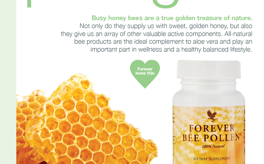WHY BEE POLLEN IS THE ONLY PERFECT & COMPLETE FOOD FOR YOUR HEALTH?
