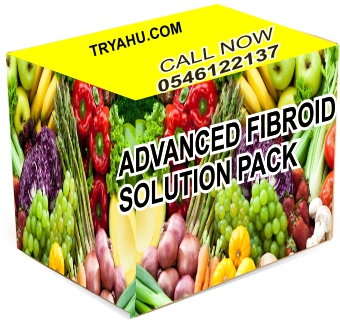 Advanced Natural fibroid solution pack