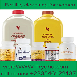 FERTILITY CLEANSING FOR WOMEN