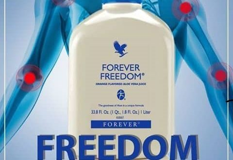 FREE YOUR JOINTS WITH FOREVER FREEDOM