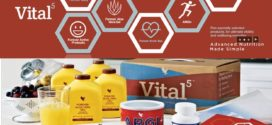 WELLBEING & VITAL5 KIT