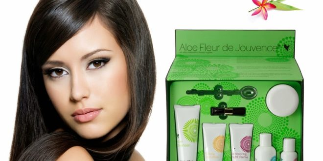 Restore and Maintain Your Skin and Beauty With Aloe Fleur De Jouvence Kit!