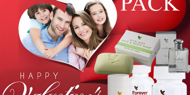 Buy Best Forever Living Products Men Valentine Promo Pack!