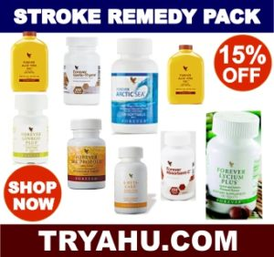 Tryahu-15-Key-Benefits-For-Treating-Stroke-With-Forever-Products