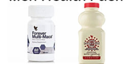 How Forever Multi Maca and Pomesteen Power Works For Men?