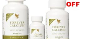 Top 15 Key Benefits Of New Forever Living Calcium For Men and Women Health!