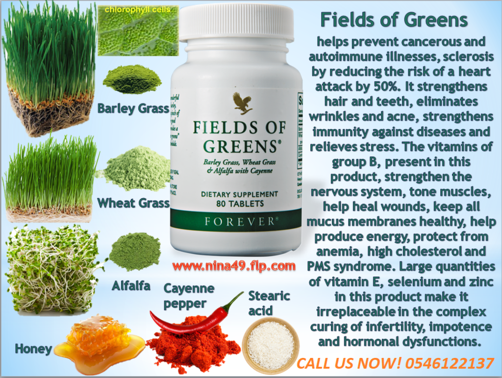 Top-16-uses-and-benefits-of-forever-fields-of-greens