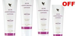 Key  Benefits Of Aloe Moisturizing Body And Face Lotion!