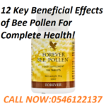 12-Key-Beneficial-Effects-of-Bee-Pollen-For-Complete-Health!